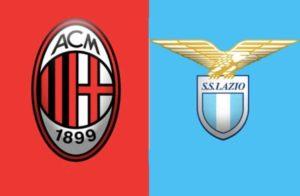 Bebas Dari Kutukan, Lazio Hajar Milan 2-1 di San Siro