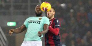 Lukaku Kunci Kemenangan Inter Milan Atas Bologna